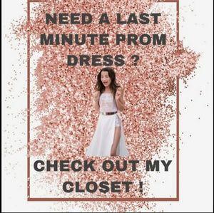 Dresses & Skirts - 😱Prom dresses😱